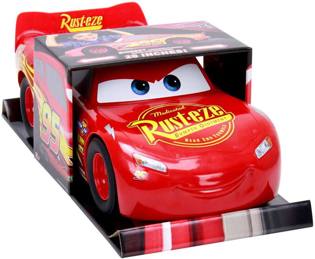 b9f3a1925dd Disney Pixar Cars Cars 3 Lightning McQueen 20 Vehicle Mattel Toys - ToyWiz