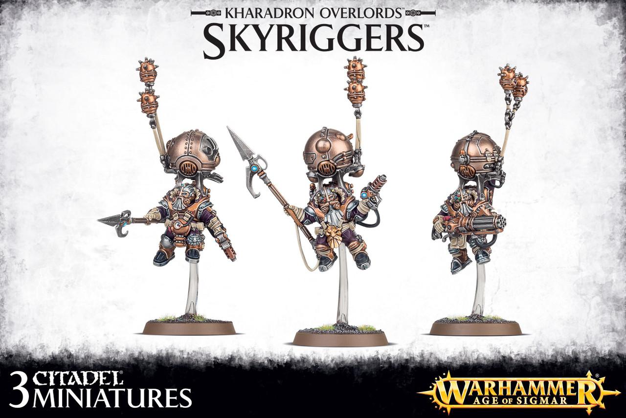 Warhammer Age of Sigmar Grand Alliance Order Kharadron