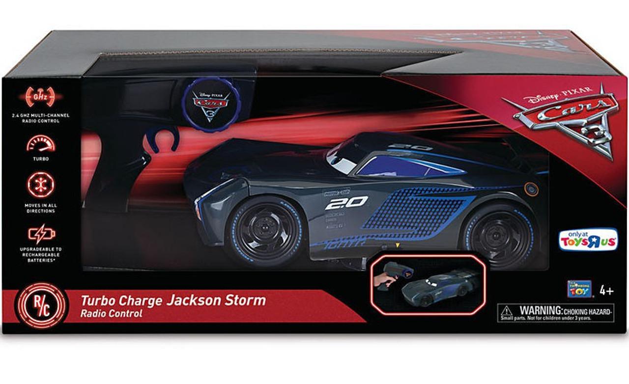disney pixar cars cars 3 turbo charge jackson storm