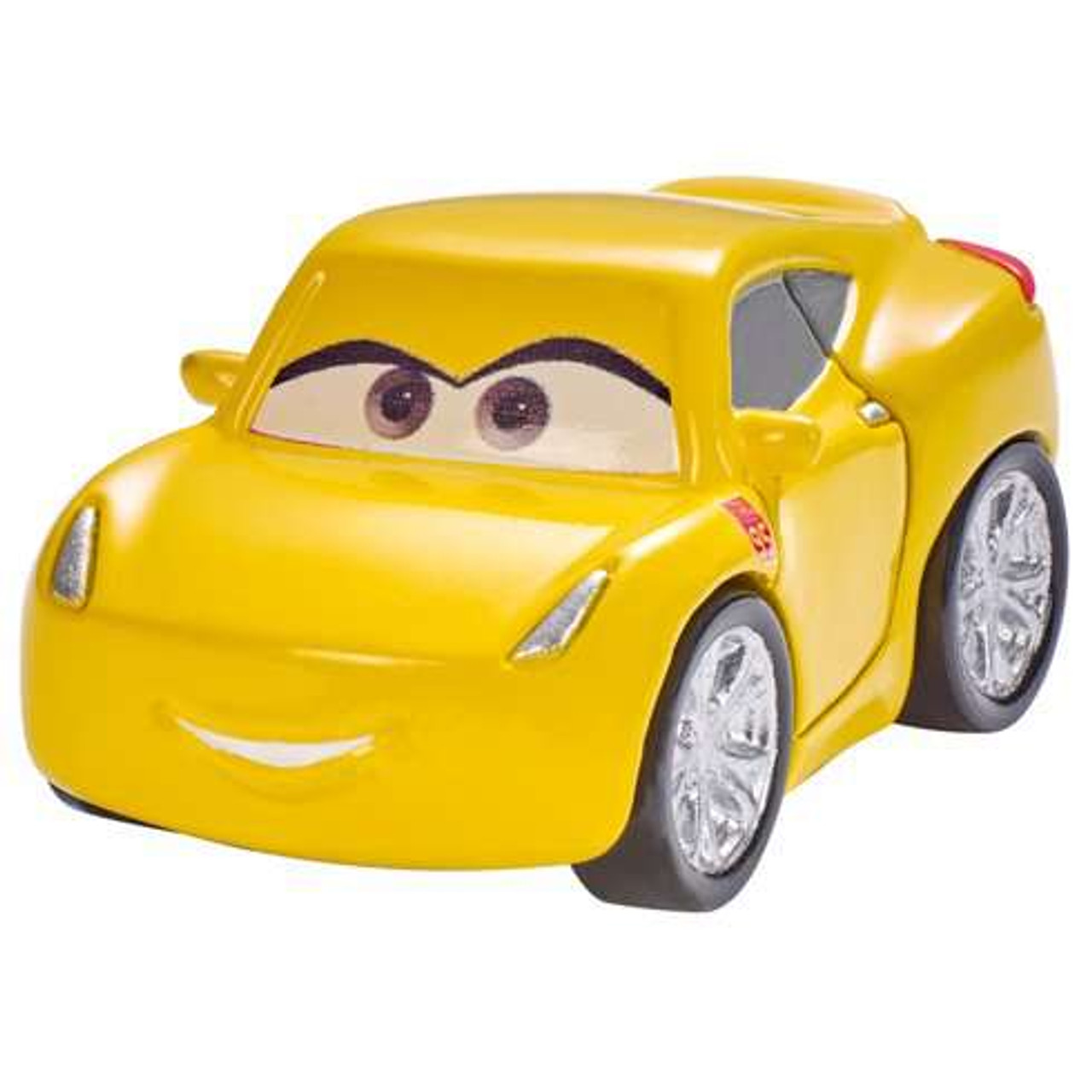 Disney Cars Die Cast Mini Racers Cruz Ramirez Car Regular Version