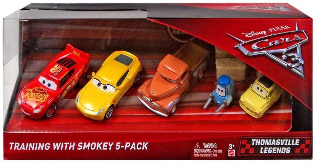Disney Pixar Cars Cars 3 Thomasville Legends Training With Smokey