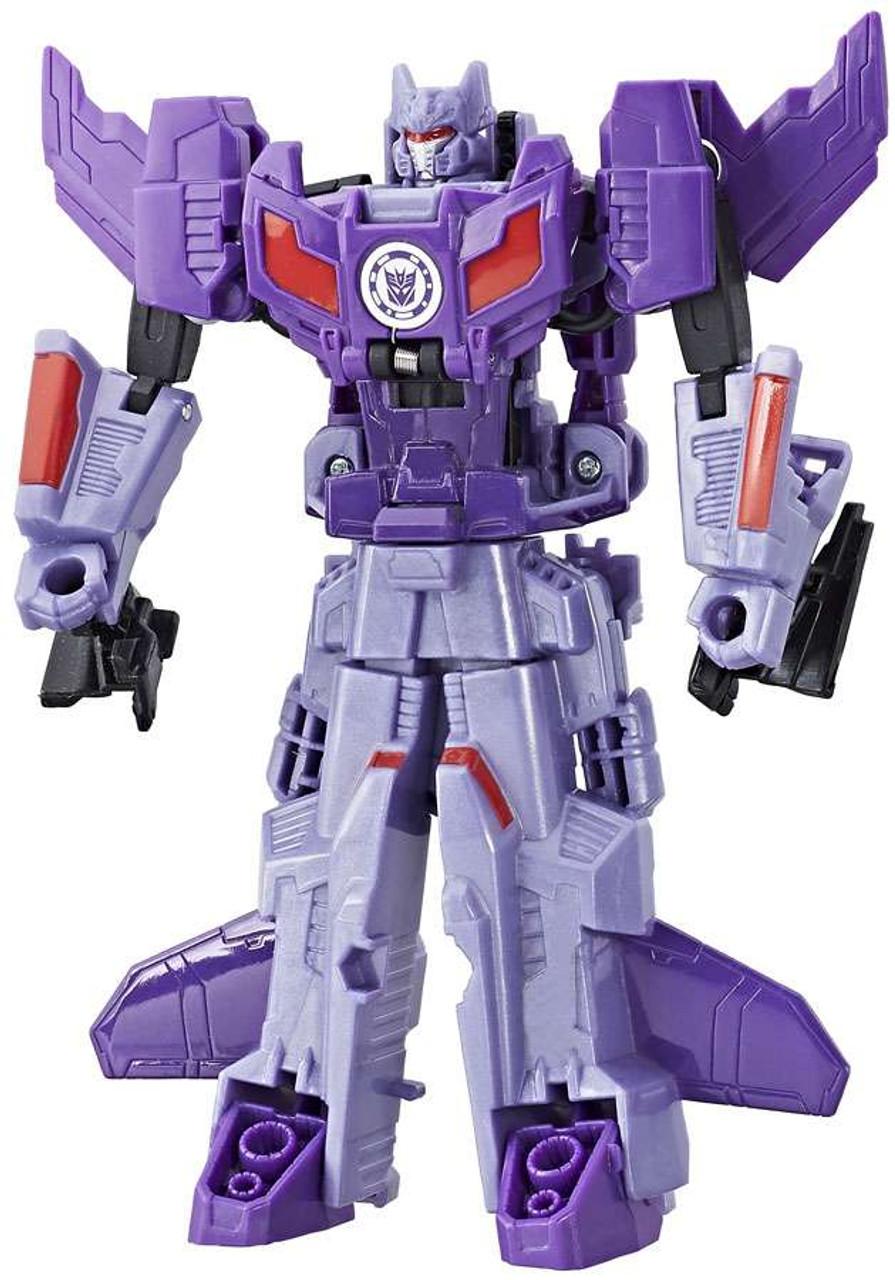 Transformers Robots in Disguise Shockdrive Warnado Action Figure