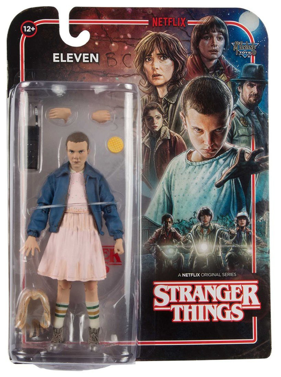 2017 McFarlane NETFLIX Stranger Things Series 1 LUCAS Action Figure