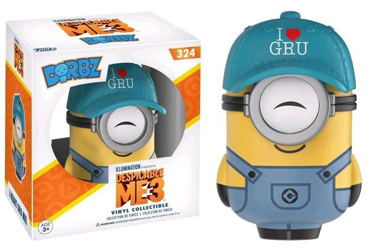 Mineez Despicable Me 6 Pack w// Bustin/' Out Jail and Plunger Gru Hidden NEW