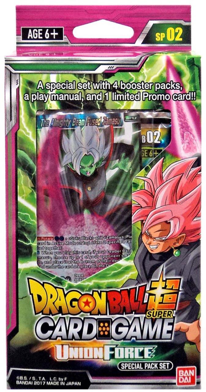 Unopened! Dragon Ball Super Dash Pack 4 NEW DBZ DBS