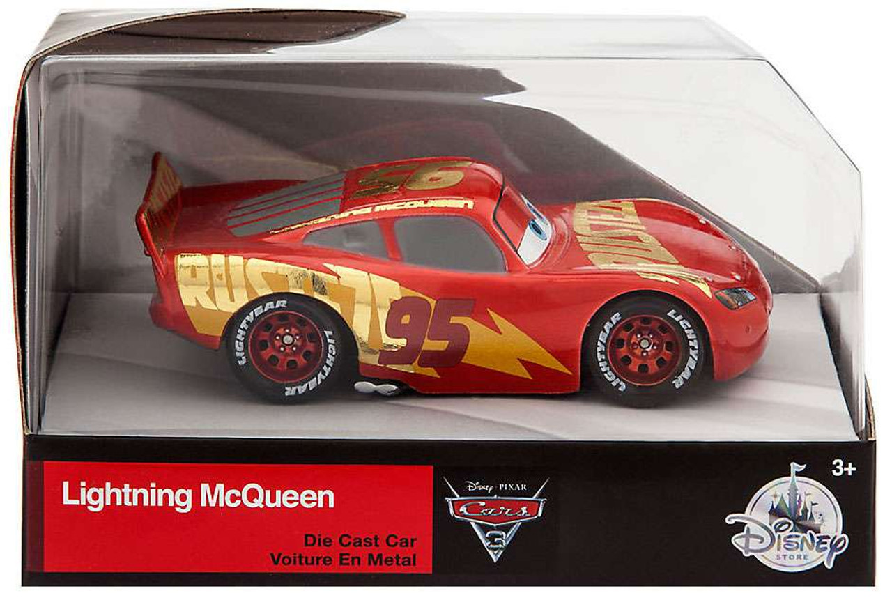 Disney Pixar Cars Cars 3 Lightning Mcqueen Cars 3 Edition