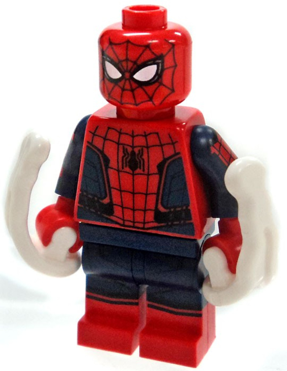 Lego Marvel Super Heroes Spider Man Homecoming Spider Man Minifigure