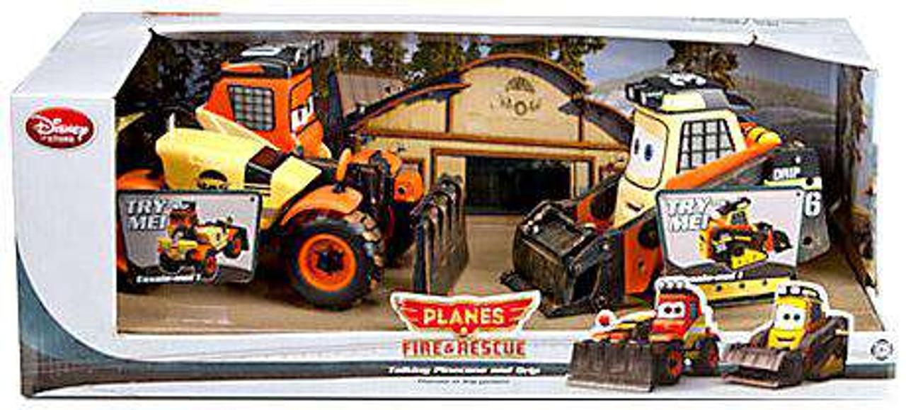 White Box Planes Fire /& Rescue Fire Rescue Attack Launcher Exclusive Playset