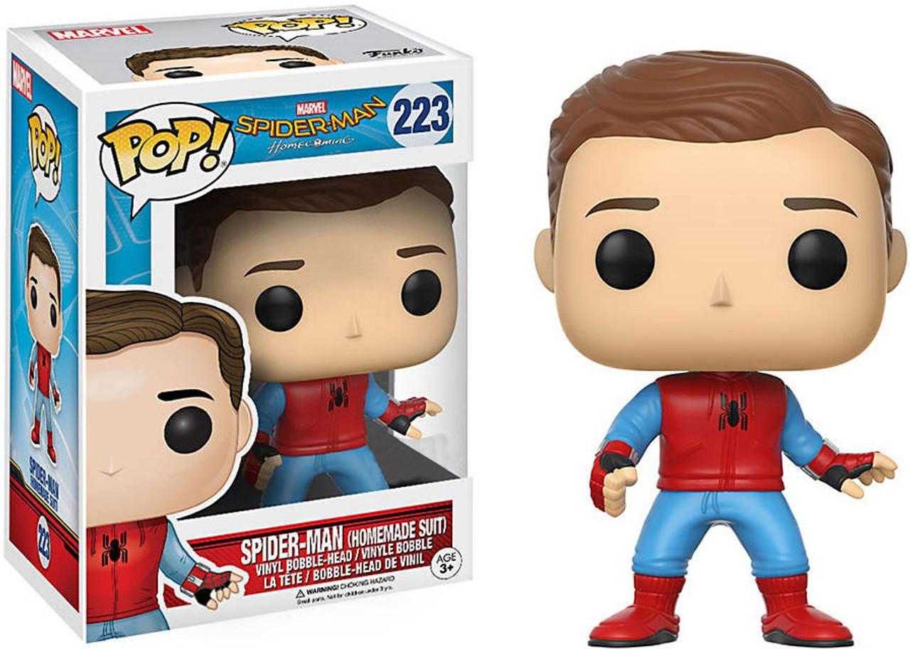 Spider-Man POP POP Funko Spider-Man Homecoming