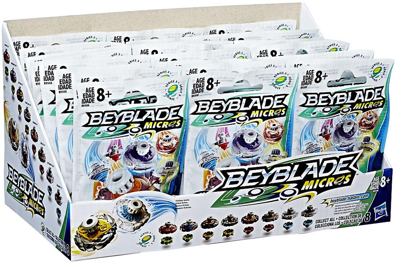 Beyblade Micros Series 3 Fengriff F2