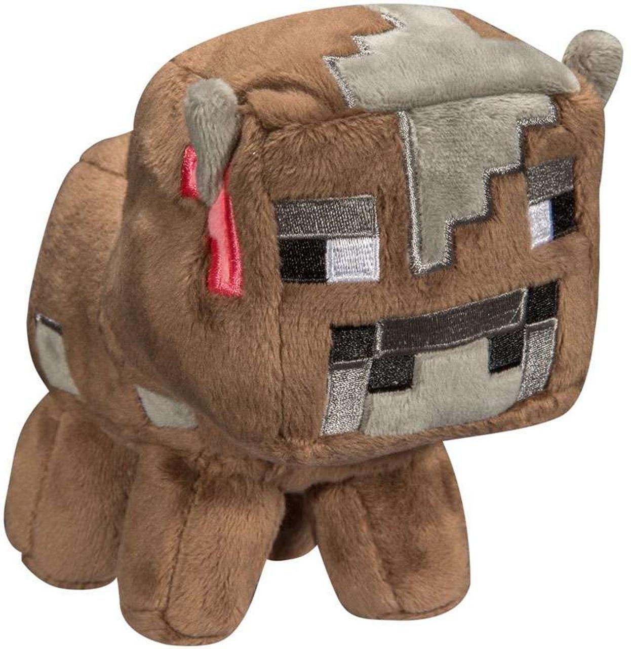 Minecraft Small Baby Cow 5 5 Plush Jinx Toywiz