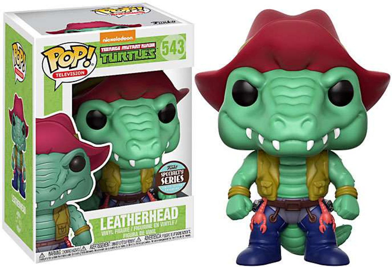 a595bf70ba8 Funko Teenage Mutant Ninja Turtles Funko POP TV Leatherhead Exclusive Vinyl  Figure 543 Specialty Series - ToyWiz