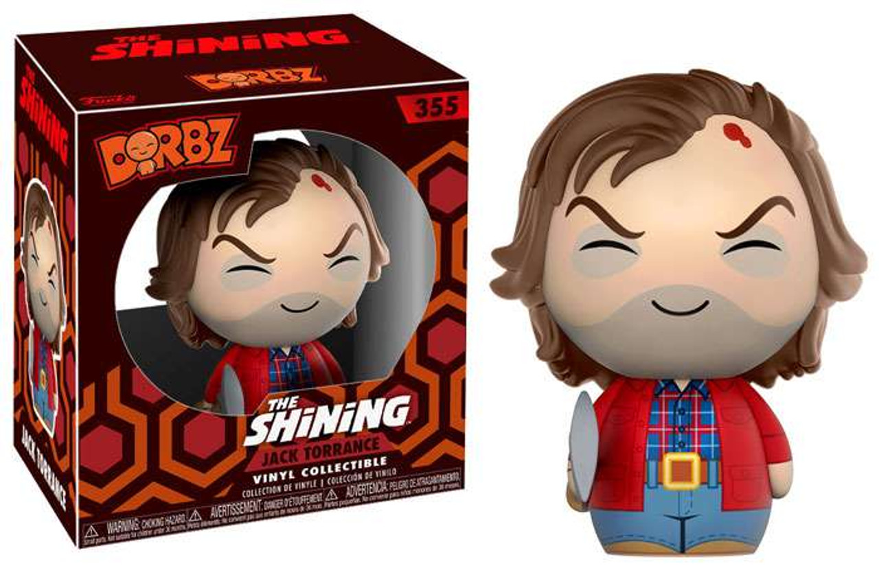 Vinyl Figure Jack Torrance #456 Genuine The Shining Pop