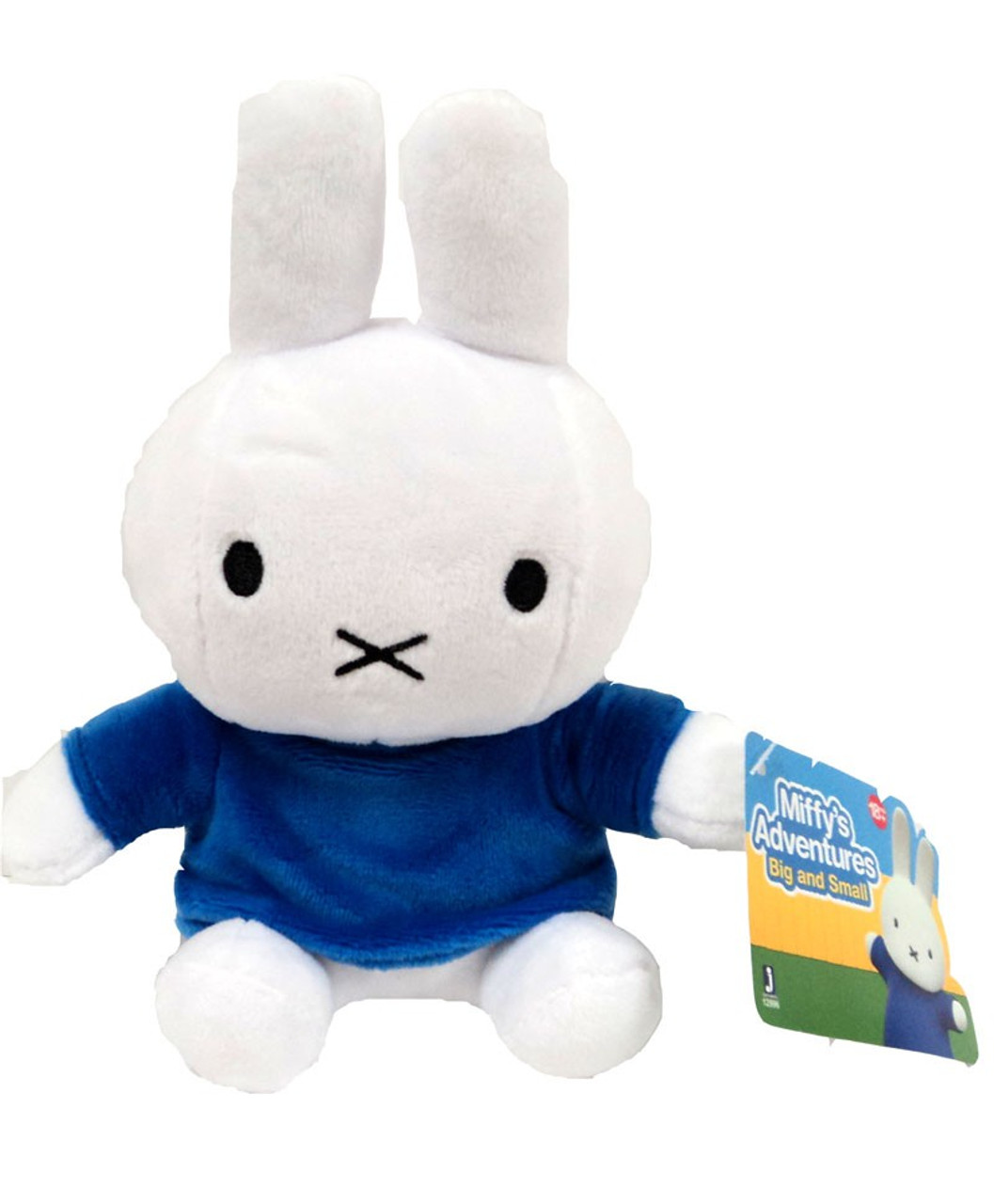 MIFFY/'S ADVENTURES Big and Small GRUNTY/'S WAGON by Jazwares 12953