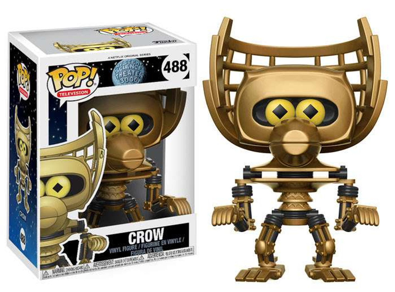 Mystery Science Theater 3000 Funko POP! TV Crow Vinyl Figure #488