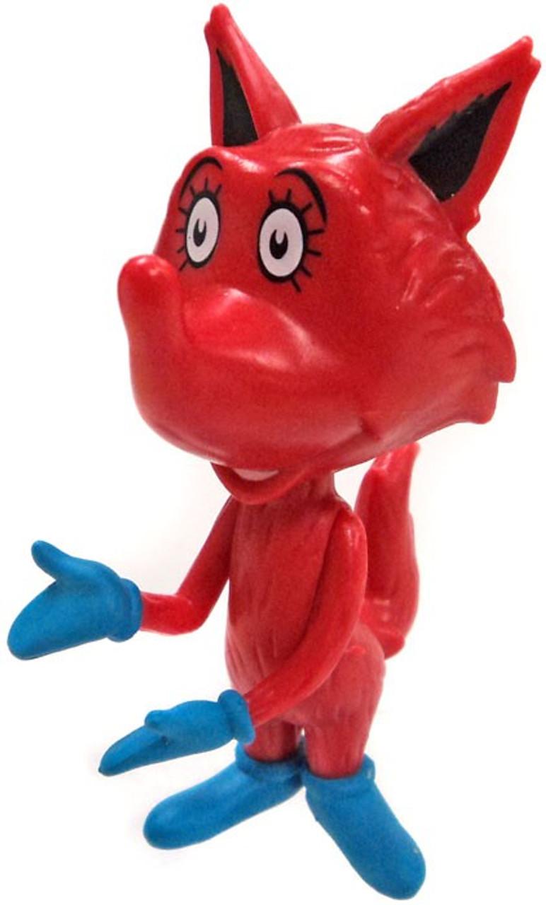 Funko Dr  Seuss Wave 1 Fox in Socks 112 Mystery Minifigure Loose