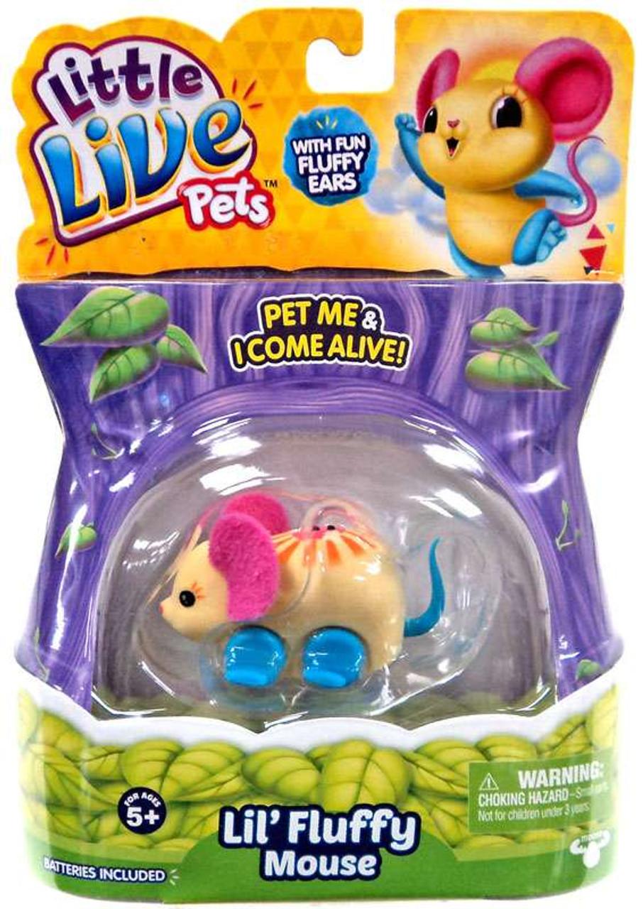 Little Live Pets Lil Mouse Honey