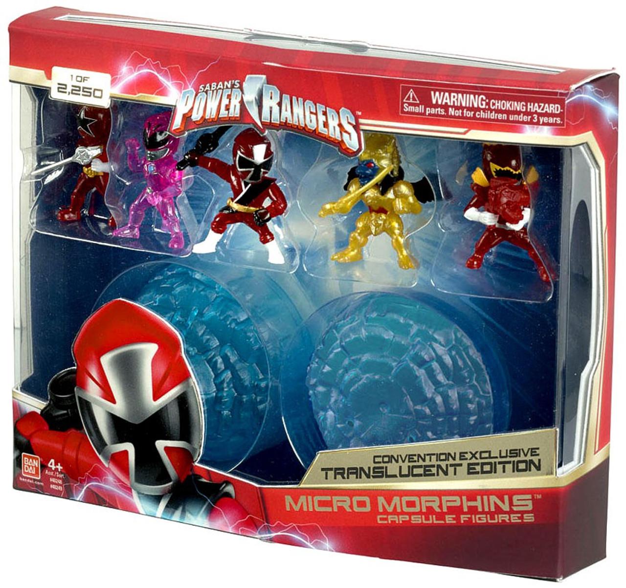 Power Rangers Micro Morphin Mystery Pack