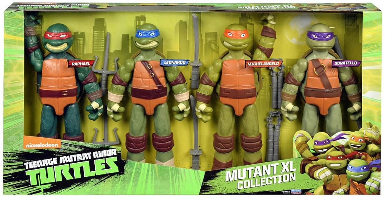 Teenage Mutant Ninja Turtles Nickelodeon Mutant XL ...Nickelodeon Ninja Turtles Toys