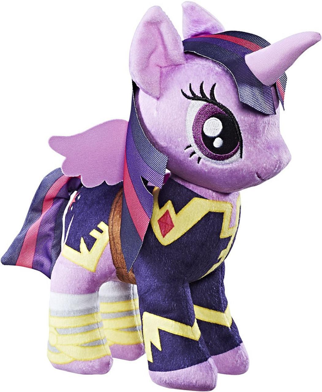 - My Little Pony Soft Twilight Sparkle Pirate 9 Plush Hasbro Toys
