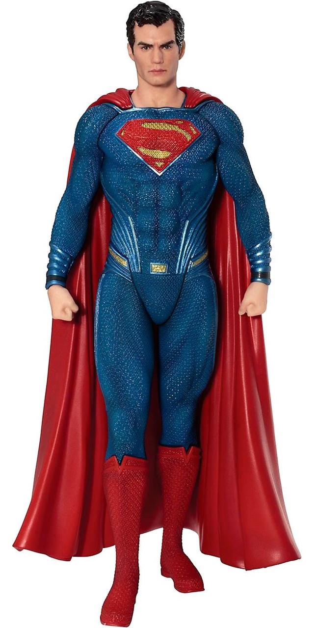 DC Justice League Movie ArtFX+ Superman Statue  Justice League Movie  2037bd96b5f