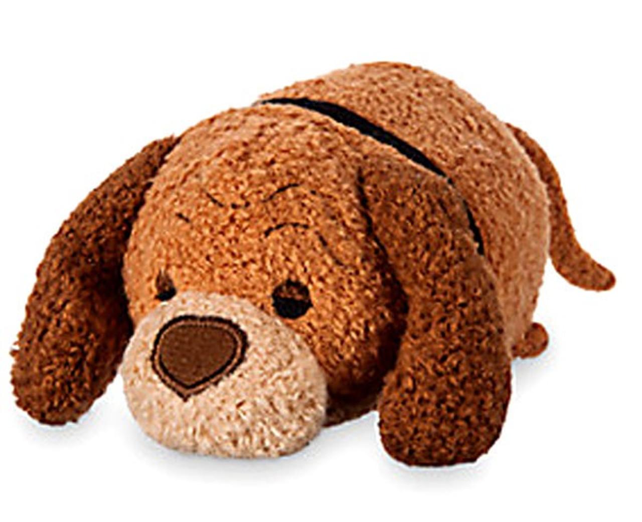 Disney Lady The Tramp Tsum Tsum Trusty 3 5 Micro Plush Toywiz