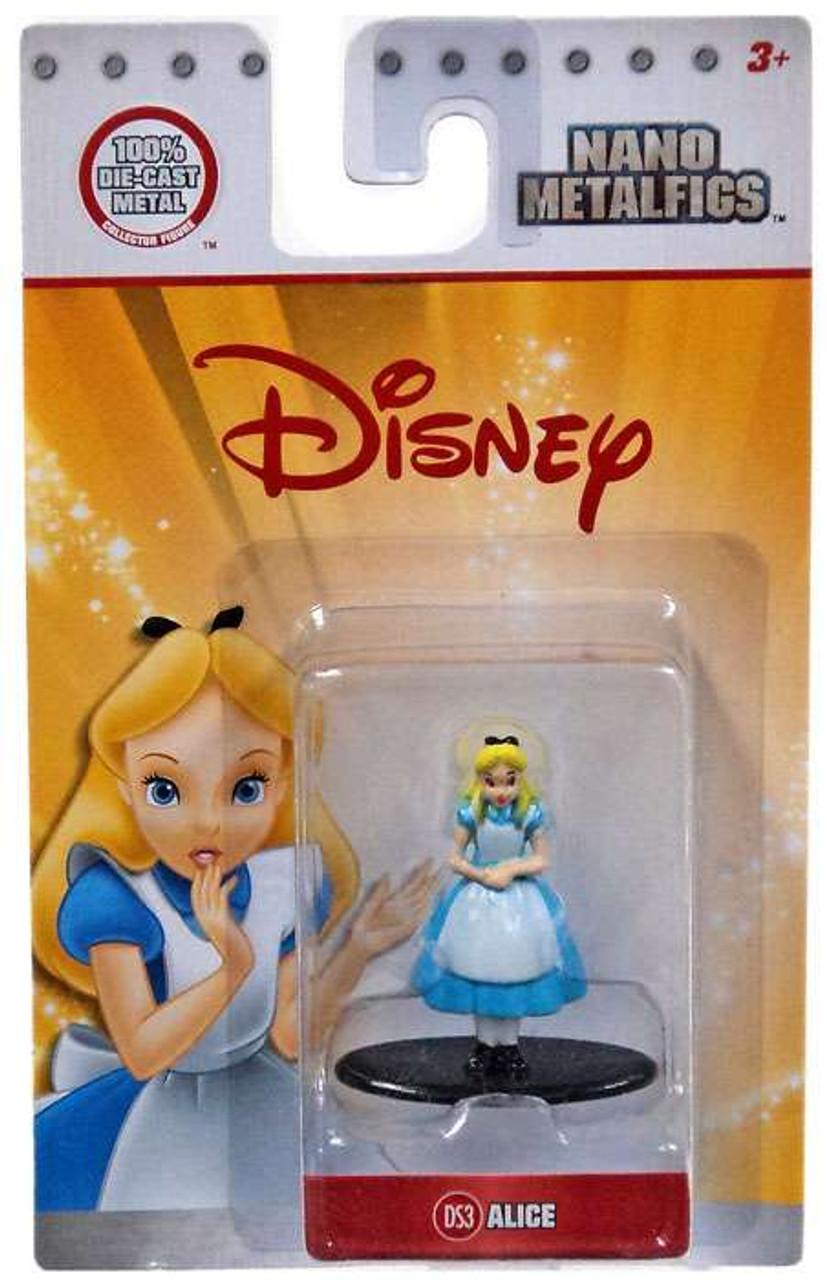Disney Nano Metalfigs Alice 15 Diecast Figure Ds3 Jada Toys Toywiz