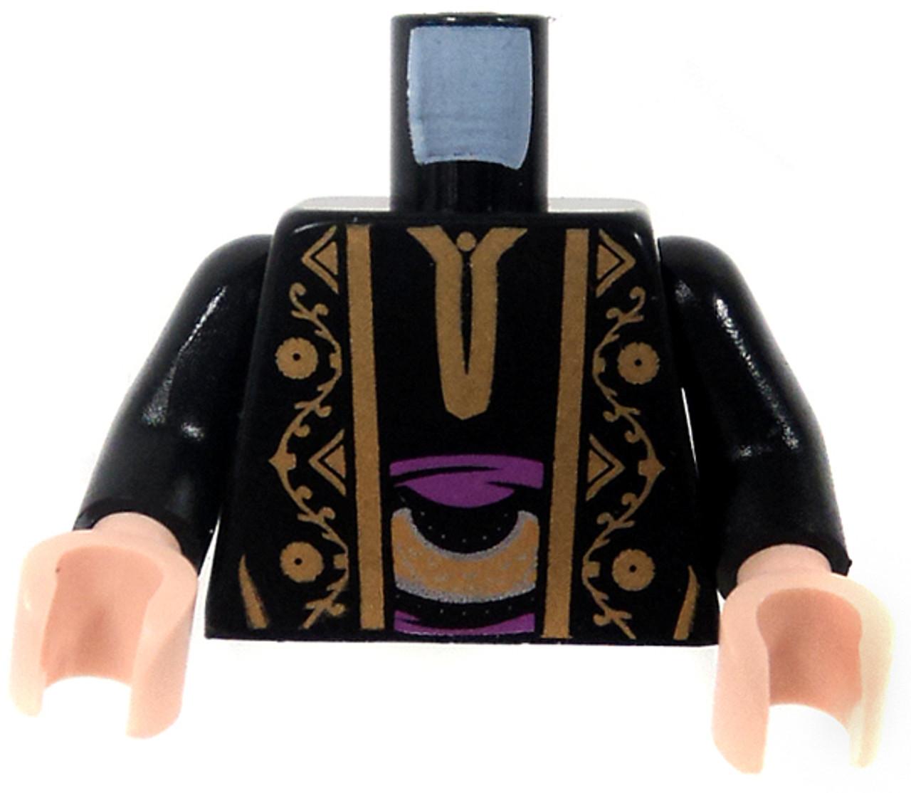 LEGO-MINIFIGURES SERIES x 1 BLACK UMBRELLA FOR MINIFIGURES PARTS