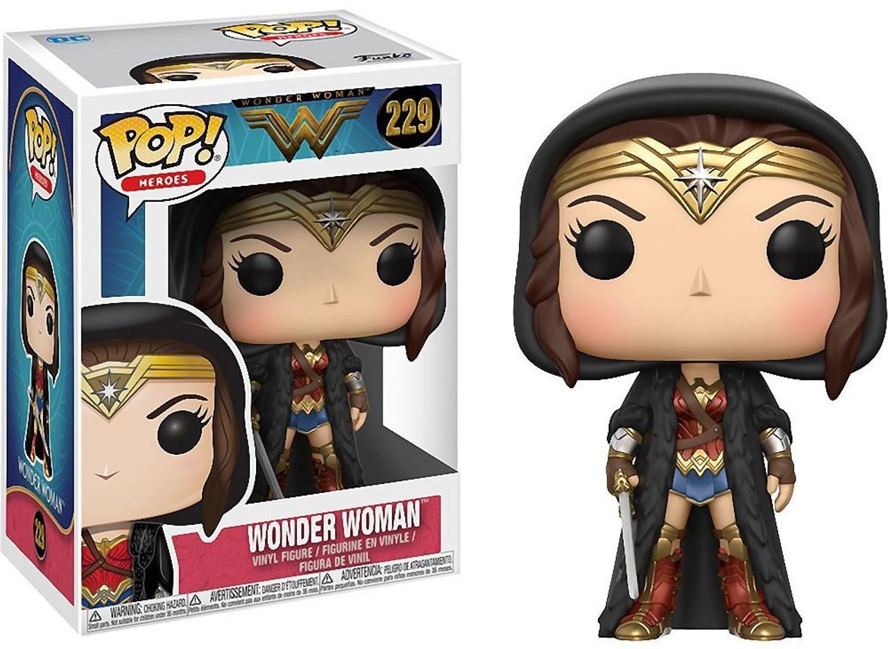 Funko Dc Wonder Woman Movie Funko Pop Movies Diana In