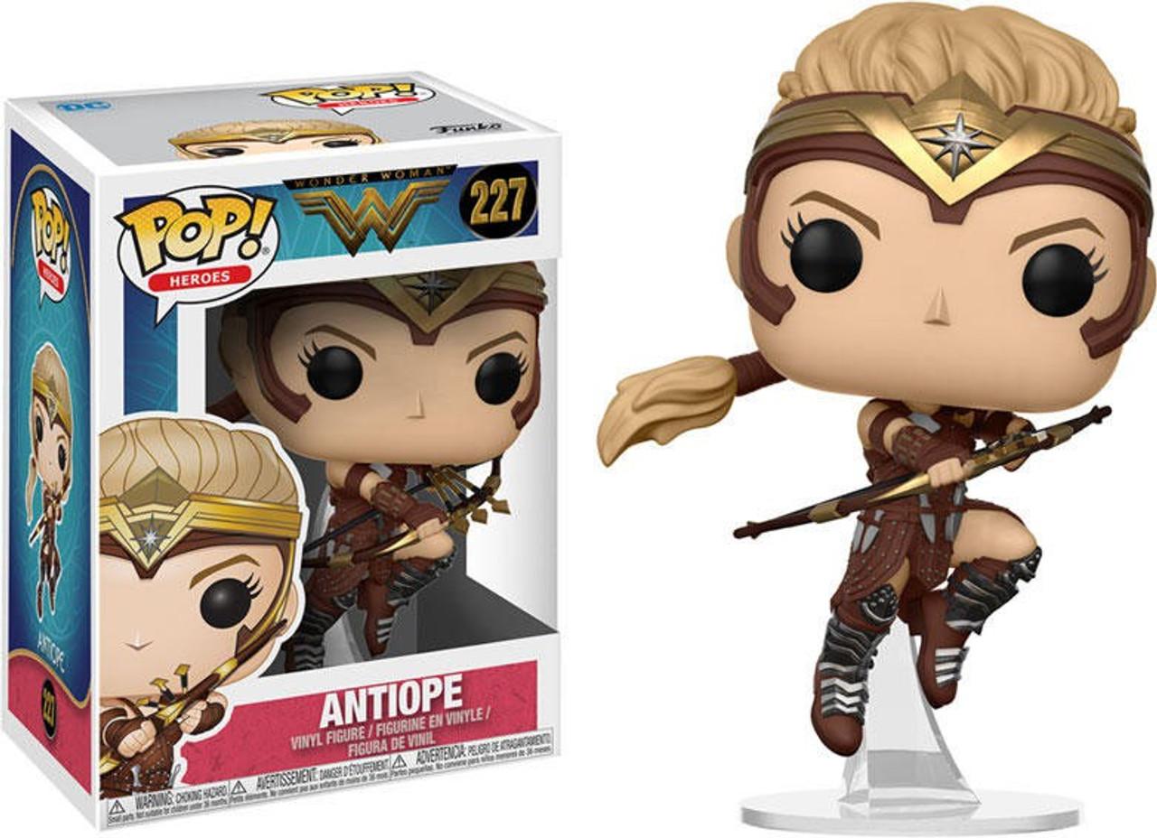 Wonder Woman Movie POP Vinyl Antiope