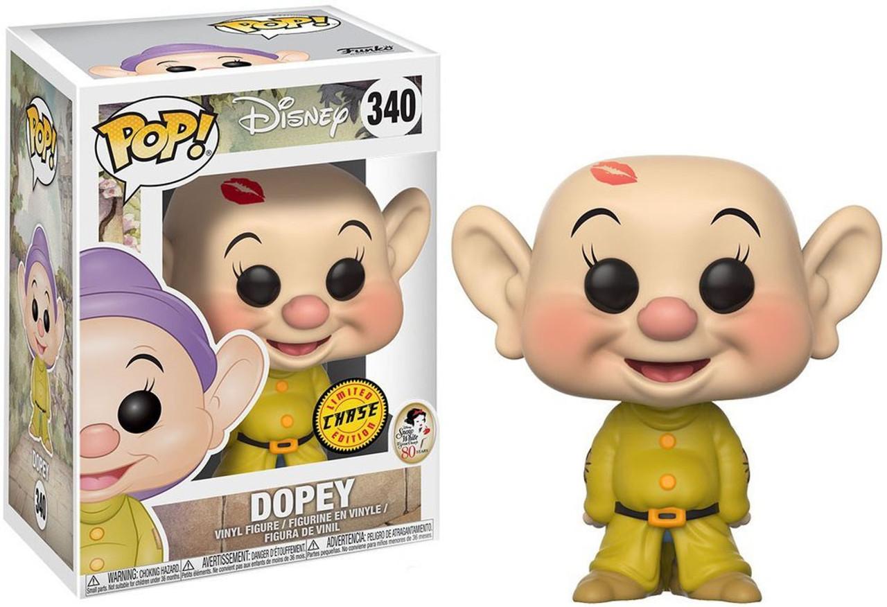2017, Toy NUOVO Disney Snow White Dopey Funko Pop