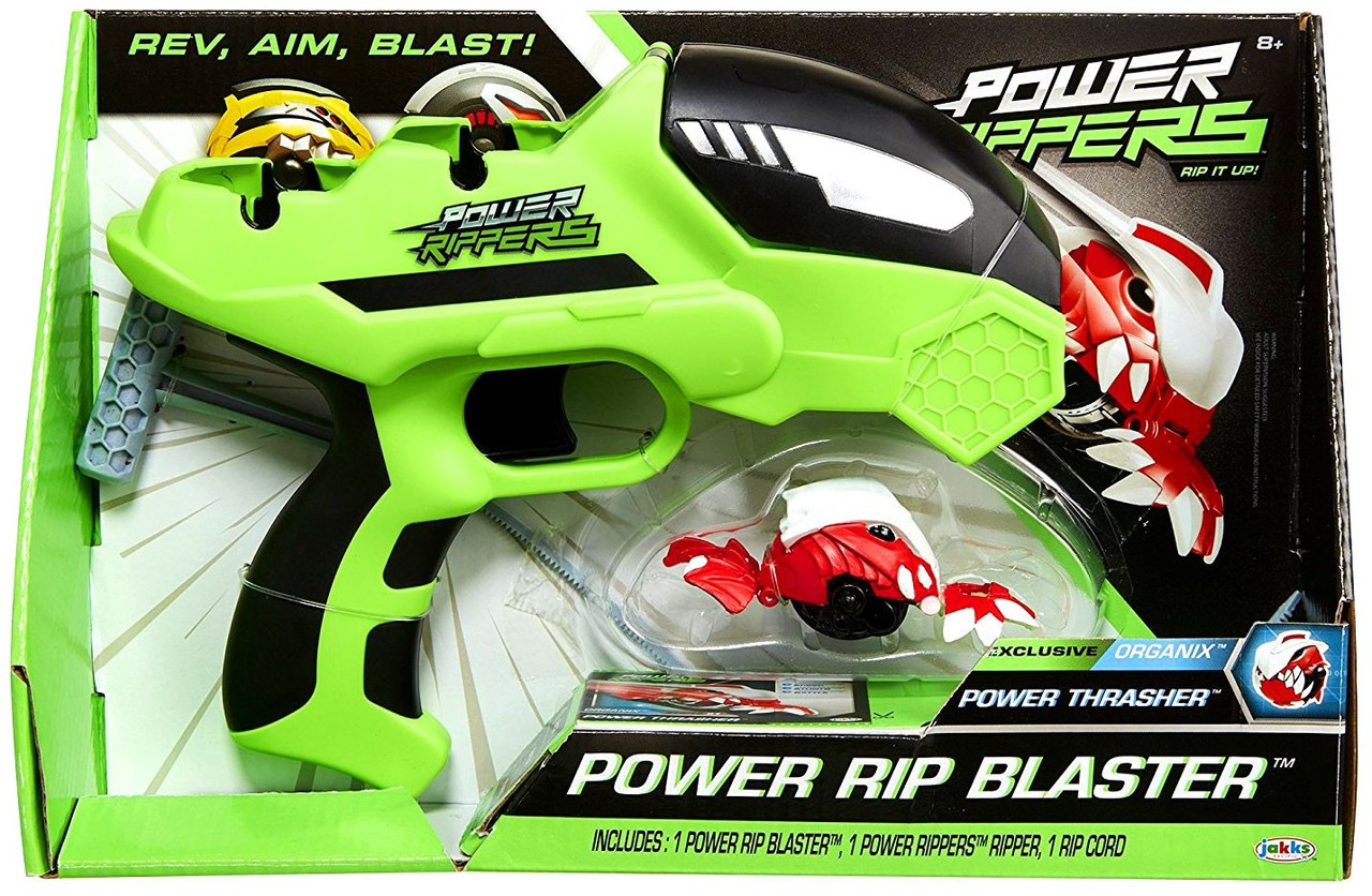 Power Rippers Organix Series 1 Power Rip Blaster