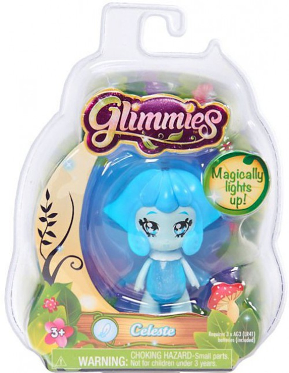 NEW GLIMMIES 10 Light Up Nova Celeste Dormilla Lumix Rubina Pluma Spinosita MORE