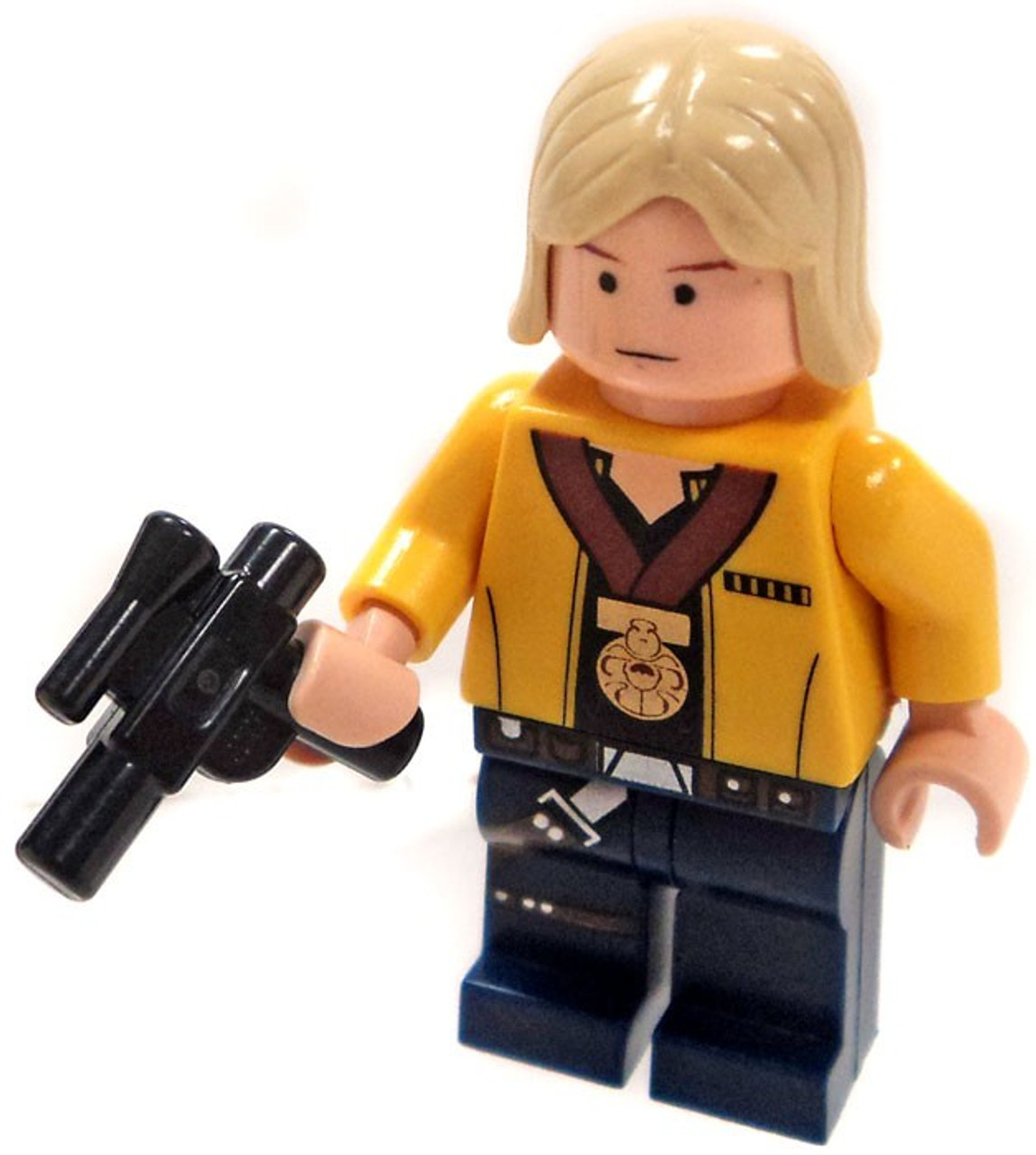 Lego Star Wars Loose Luke Skywalker Minifigure Celebration Loose