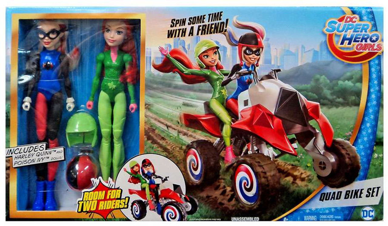 "DC SUPER HERO GIRLS POISON IVY DOLL 12/"" ORIGINAL RELEASE SUPERHERO GIRLS"