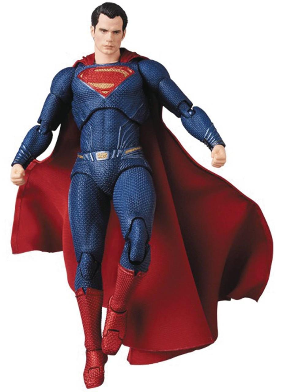 DC Justice League MAFEX Superman 6 Action Figure 057 Justice League Medicom  Toys - ToyWiz 0ef069a4a4a
