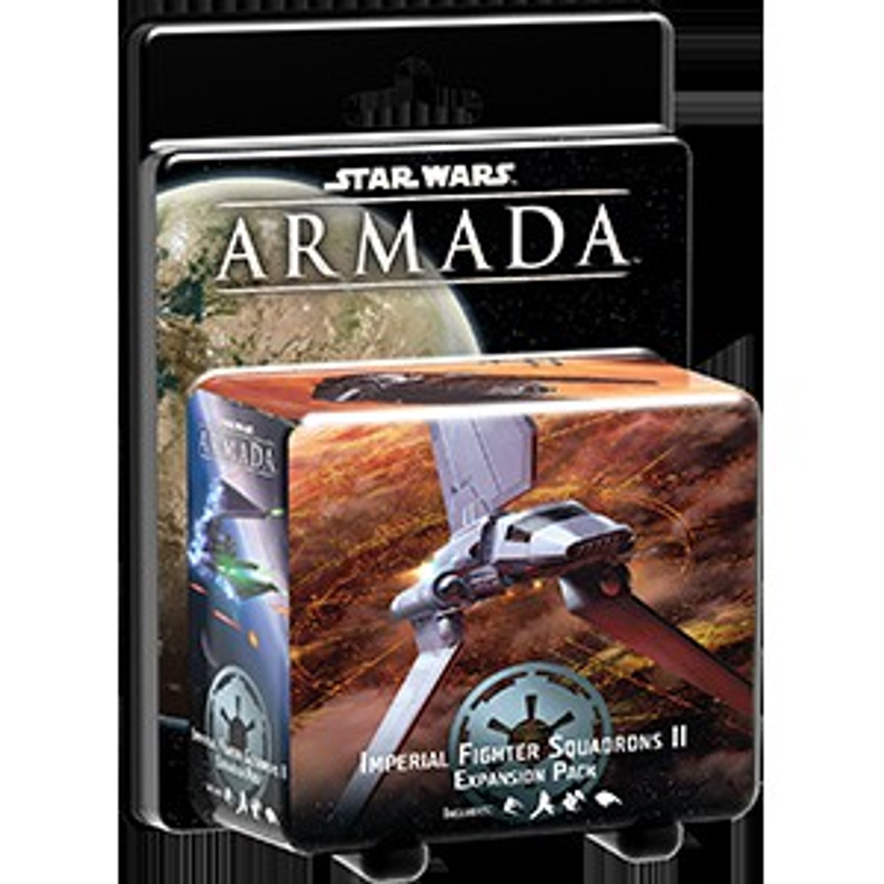 Star Wars Star Wars Armada Imperial Fighter Squadrons Ii Expansion