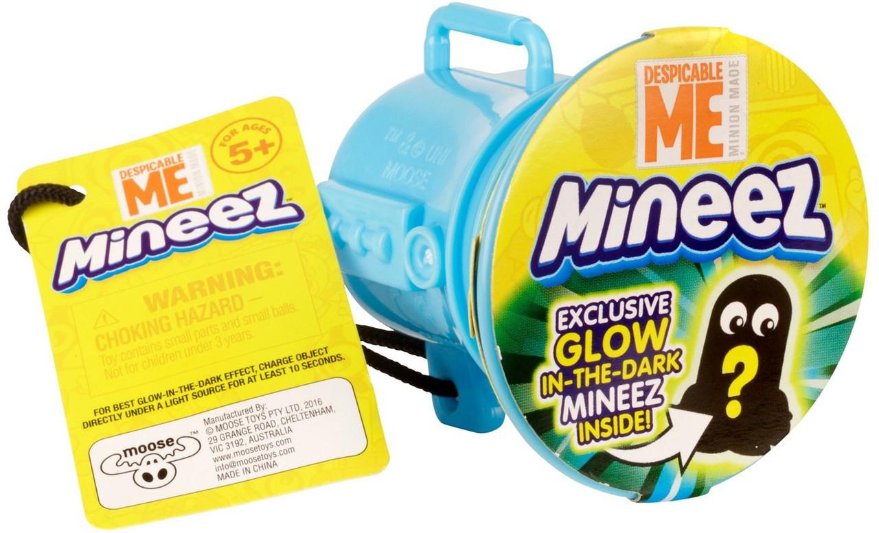 3 Pack Despicable Me 3 Fart Blaster Mineez