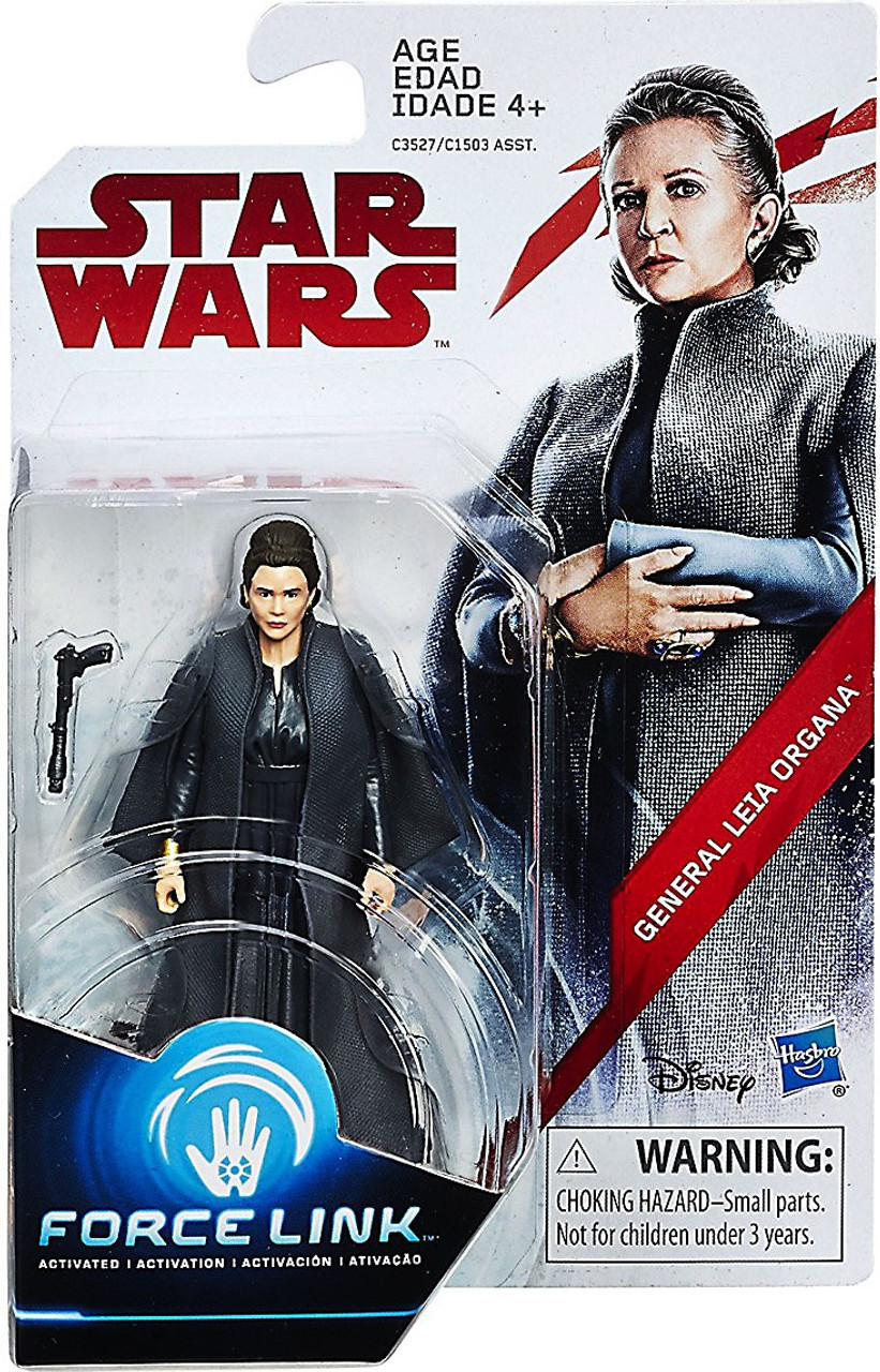 "Star Wars General Leia Organa Force Awakens 10/"" plush BRAND NEW"