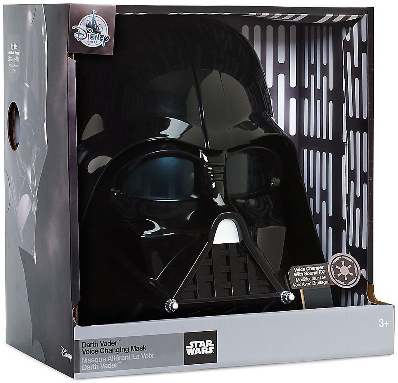 Disney Star Wars Darth Vader Exclusive Voice Changer Helmet