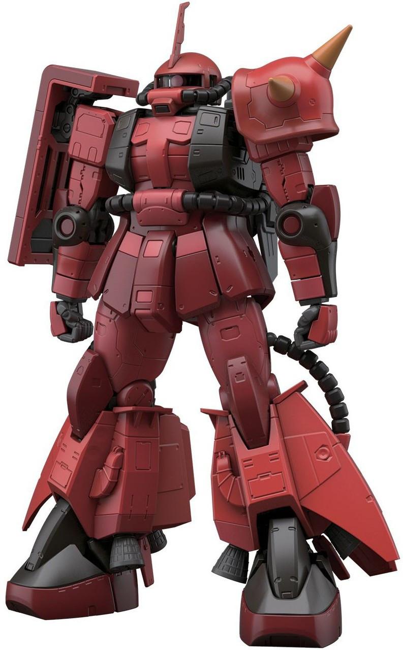 Mobile Suit Gundam MSV Real Grade MS-06R-2 Johnny Riddens ...