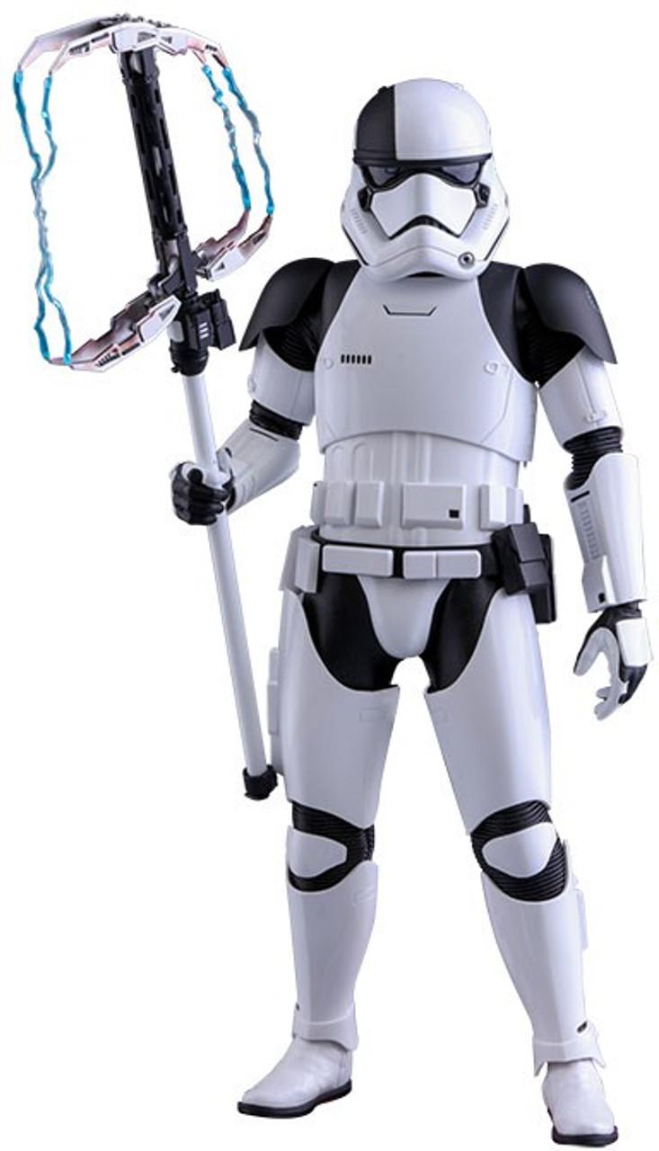 Star Wars The Last Jedi Movie Masterpiece First Order Stormtrooper