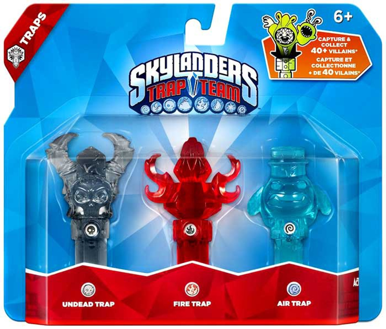 Activision Loose No Package Skylanders Trap Team Kaos Trap
