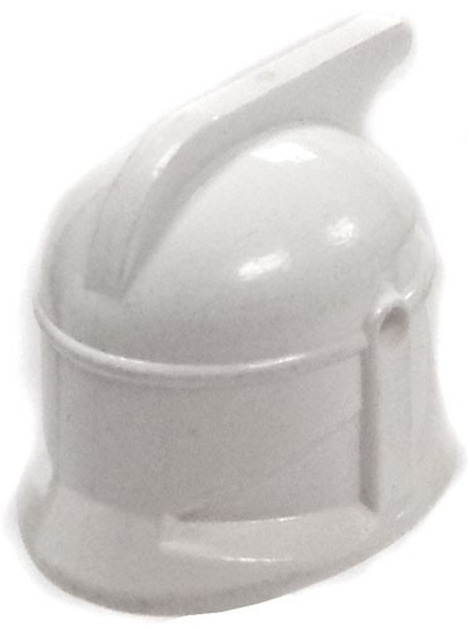 8451770f LEGO Headgear White Clone Trooper Helmet Loose - ToyWiz