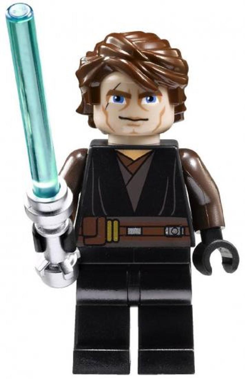 LEGO Star Wars Minifig Anakin 75046 Minifig Head