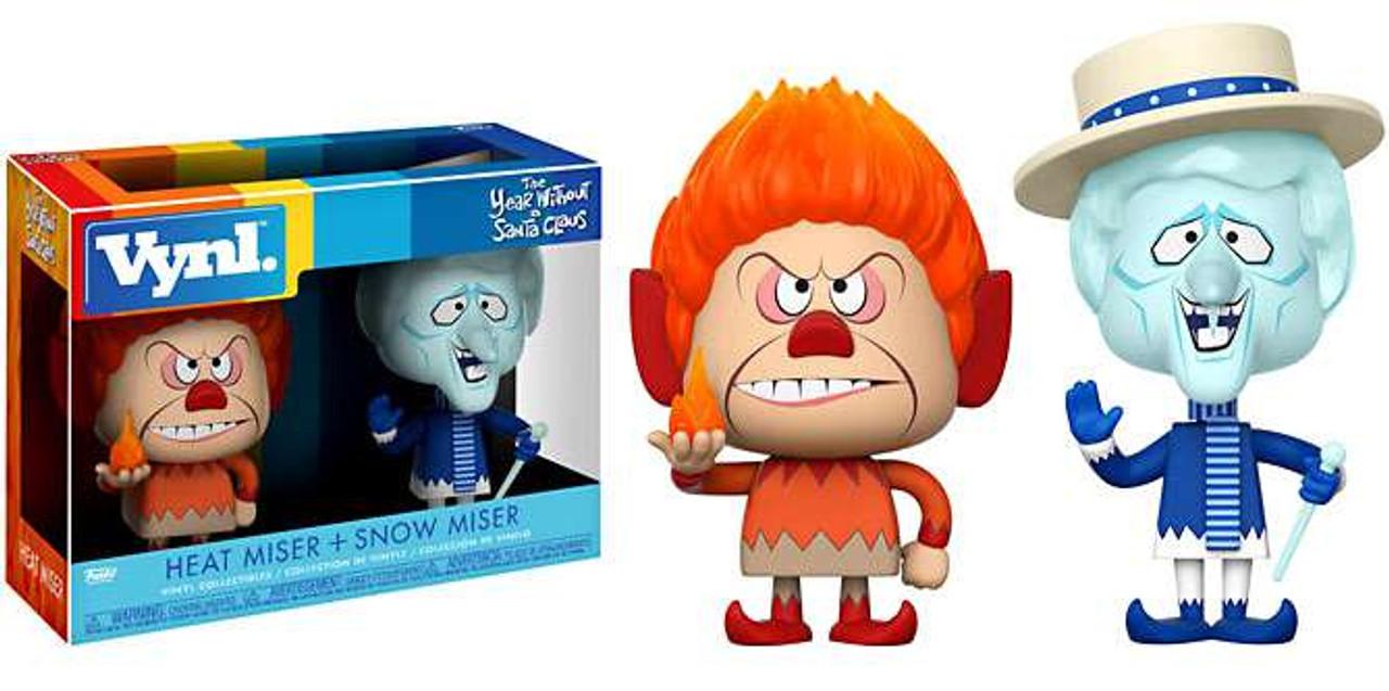 Amazon.com: Heat & Snow Miser / Santa Christmas / Peanuts Tales ...   637x1280