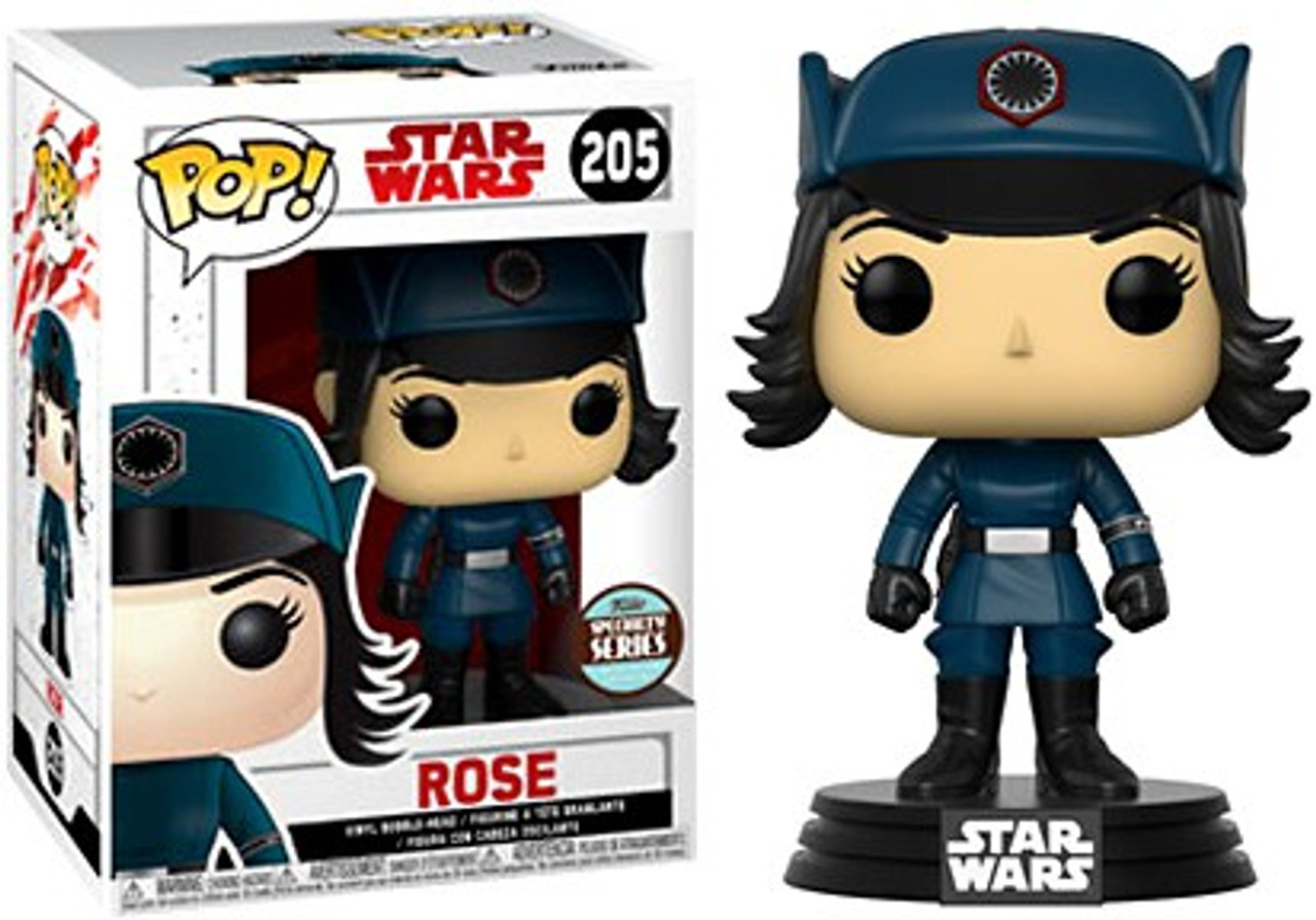 Vinyl Star Wars Vice Admiral Holdo The Last Jedi Specialty Store Exclusive Pop