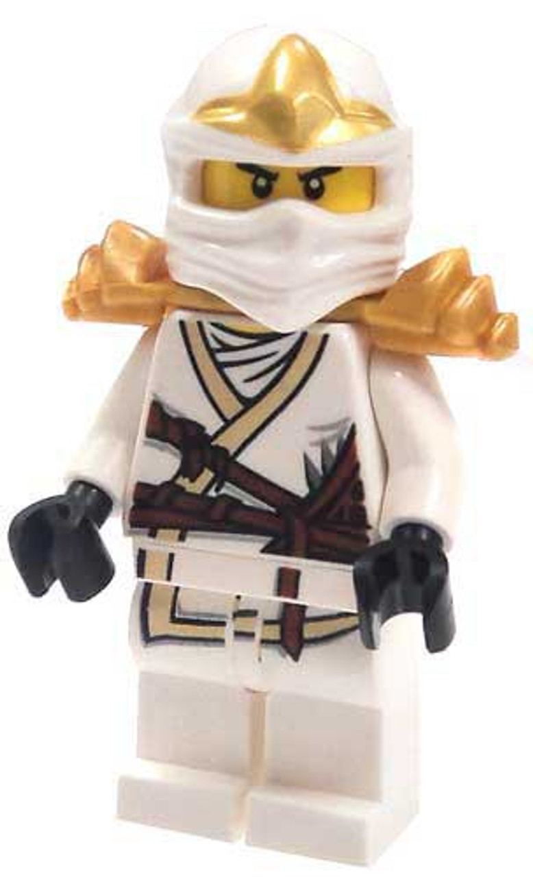 Lego Ninjago Zane ZX Minifigure
