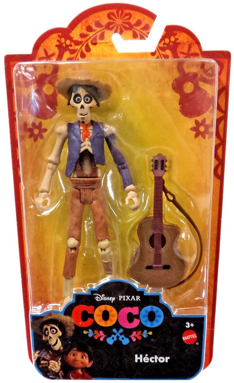 "NEW Mattel Disney Pixar/'s Coco Movie Hector Character Toy 12/"" Action Figure"