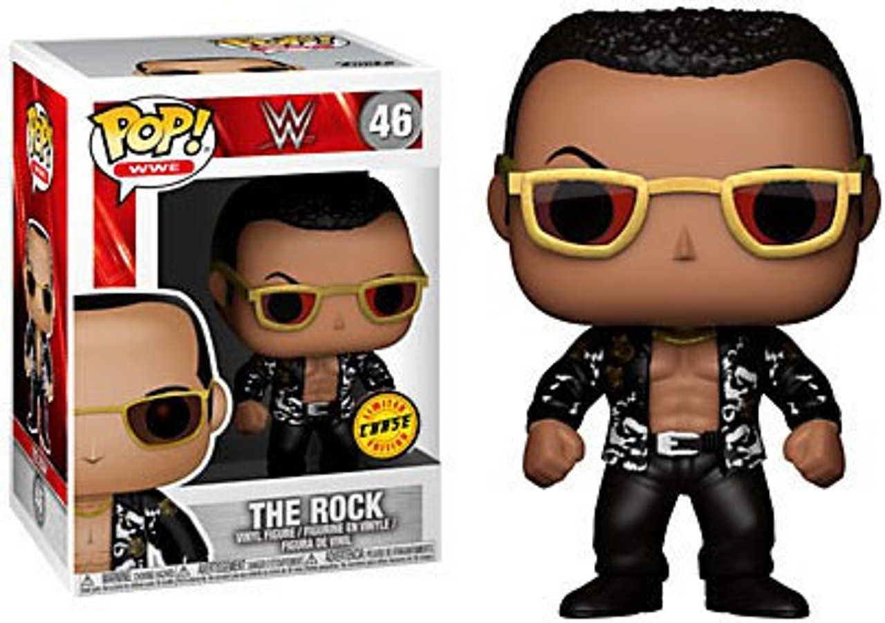 Funko POP 14253 POP WWE-JERICHO Old School